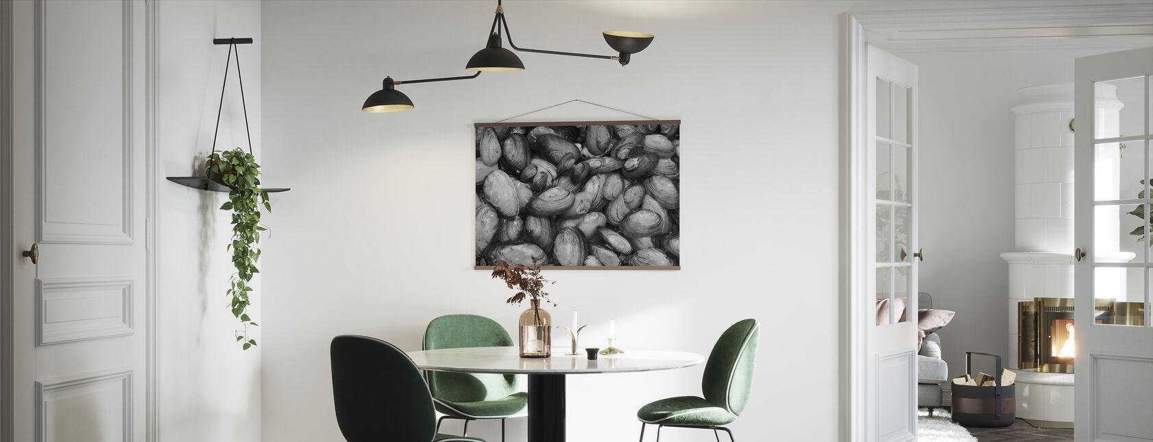 Simpukan kuori - Juliste - Keittiö