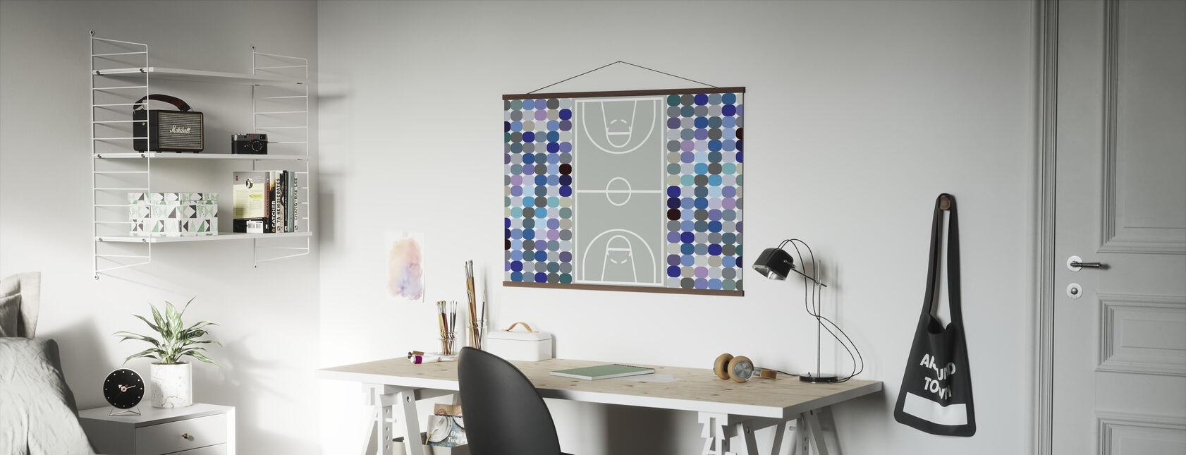 Basketball - Poster - Office