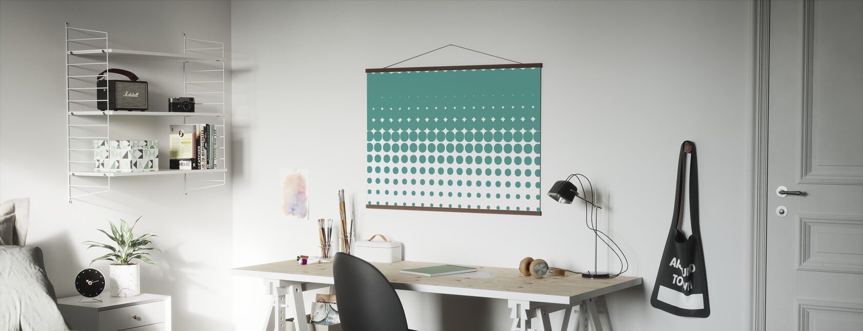 Nippon Green - Poster - Office