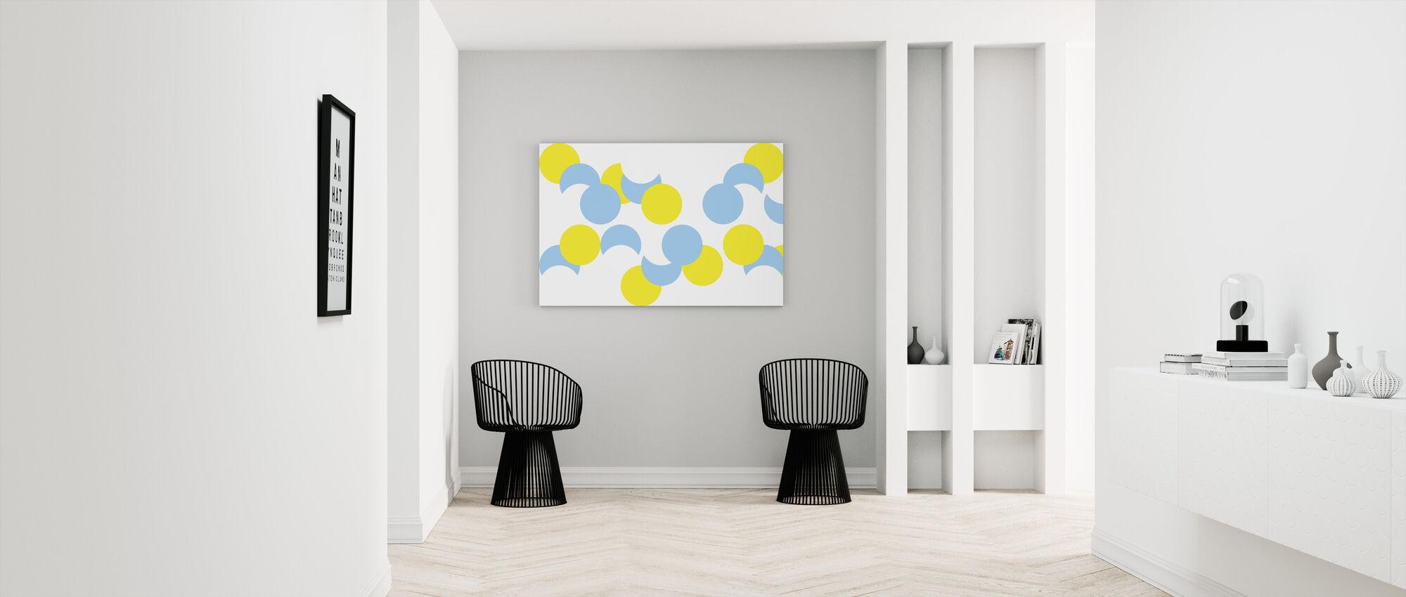 Glistening Sunshine - Canvas print - Hallway