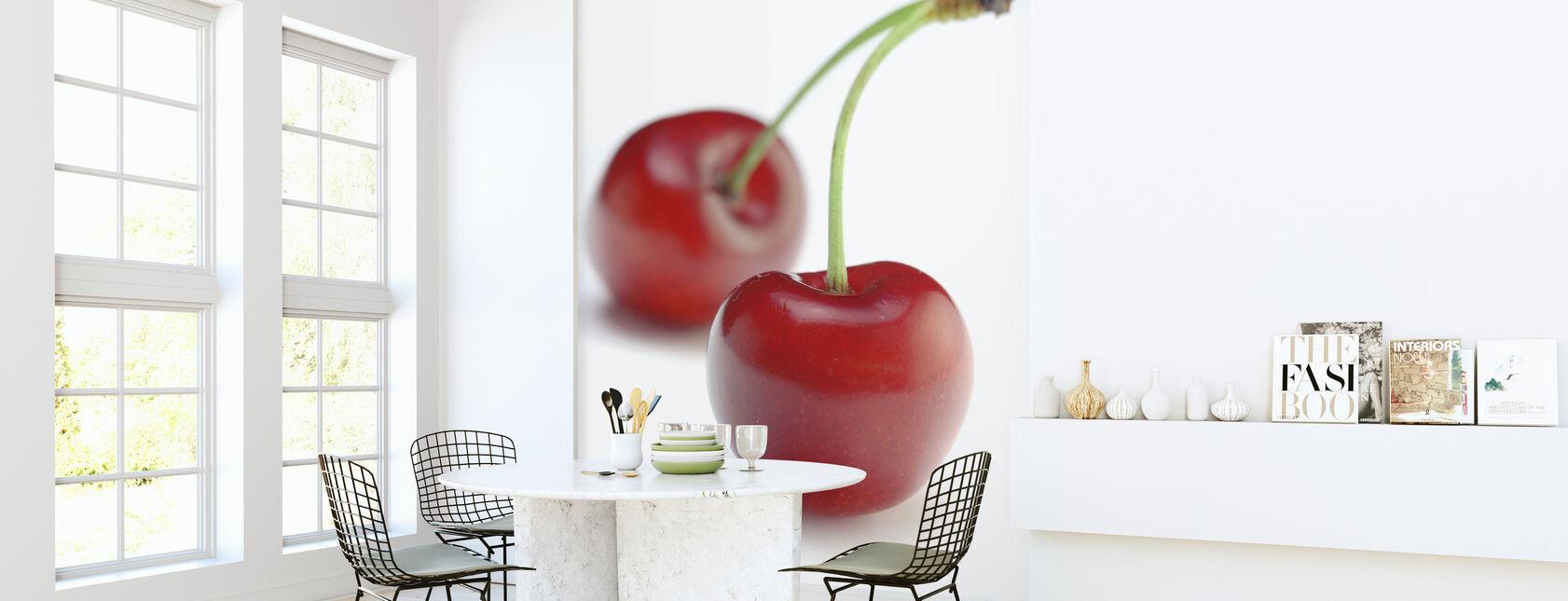 Two Cherries - Wallpaper - Kitchen