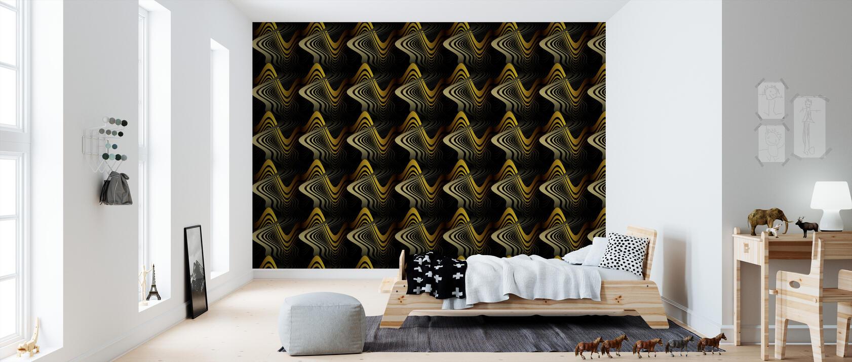 akka black eine tapete f r jeden raum und jedes ambiente photowall. Black Bedroom Furniture Sets. Home Design Ideas