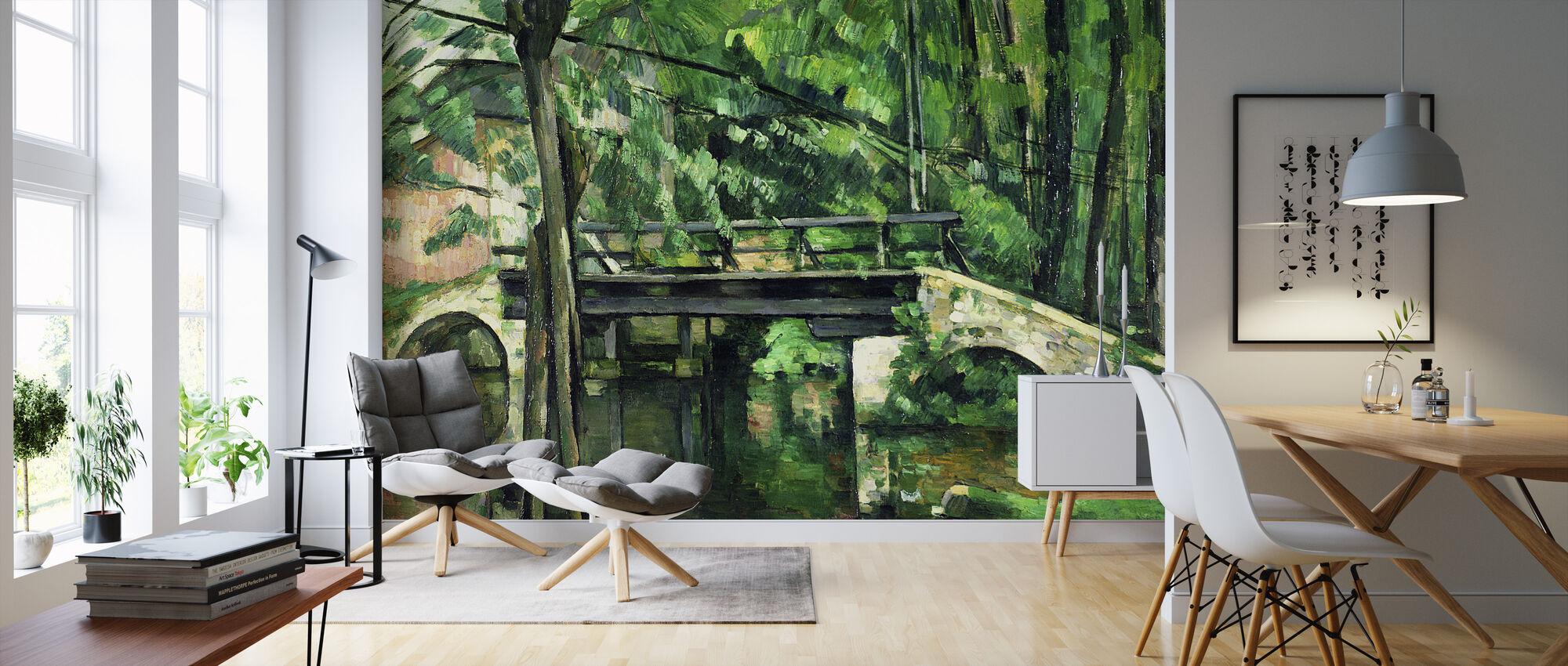 Paul Cezanne - Wallpaper - Living Room