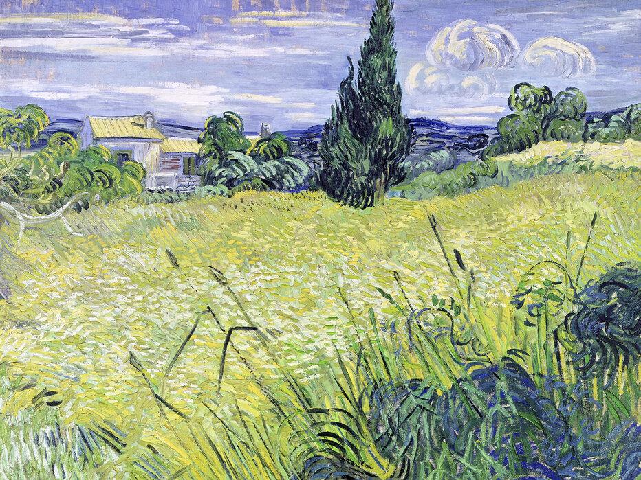 Van Gogh Behang : Vincent van gogh u betaalbaar fotobehang u photowall