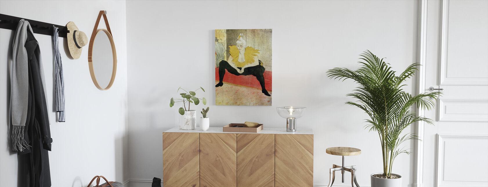 Henri Toulouse Lautrec - Canvastaulu - Aula