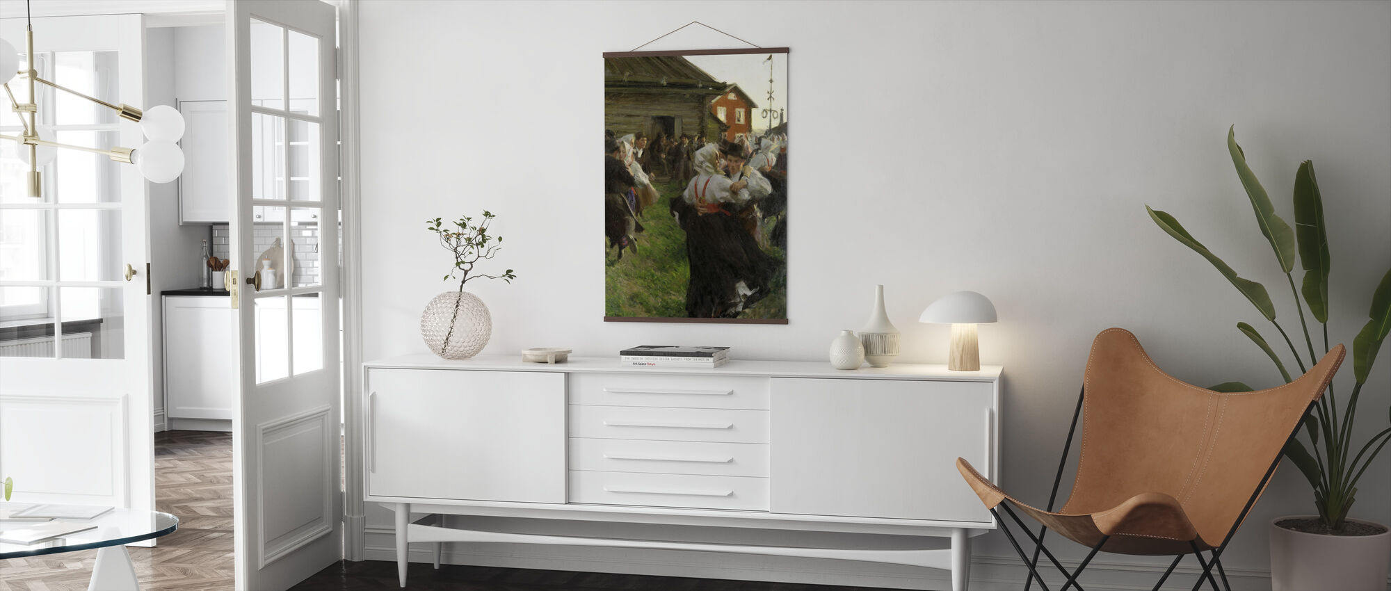 Midsummer, Anders Zorn - Poster - Living Room