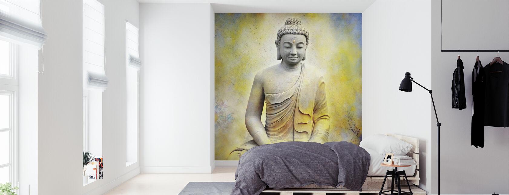 Illumination - Wallpaper - Bedroom