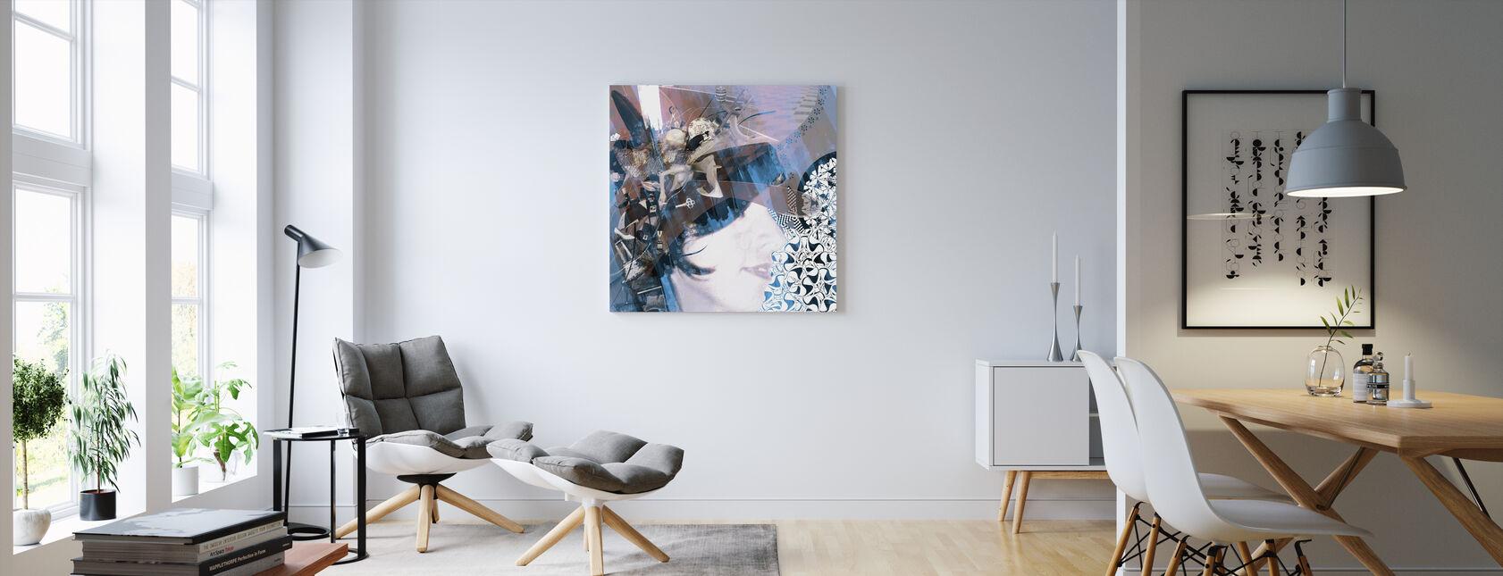 Balance - Canvas print - Living Room