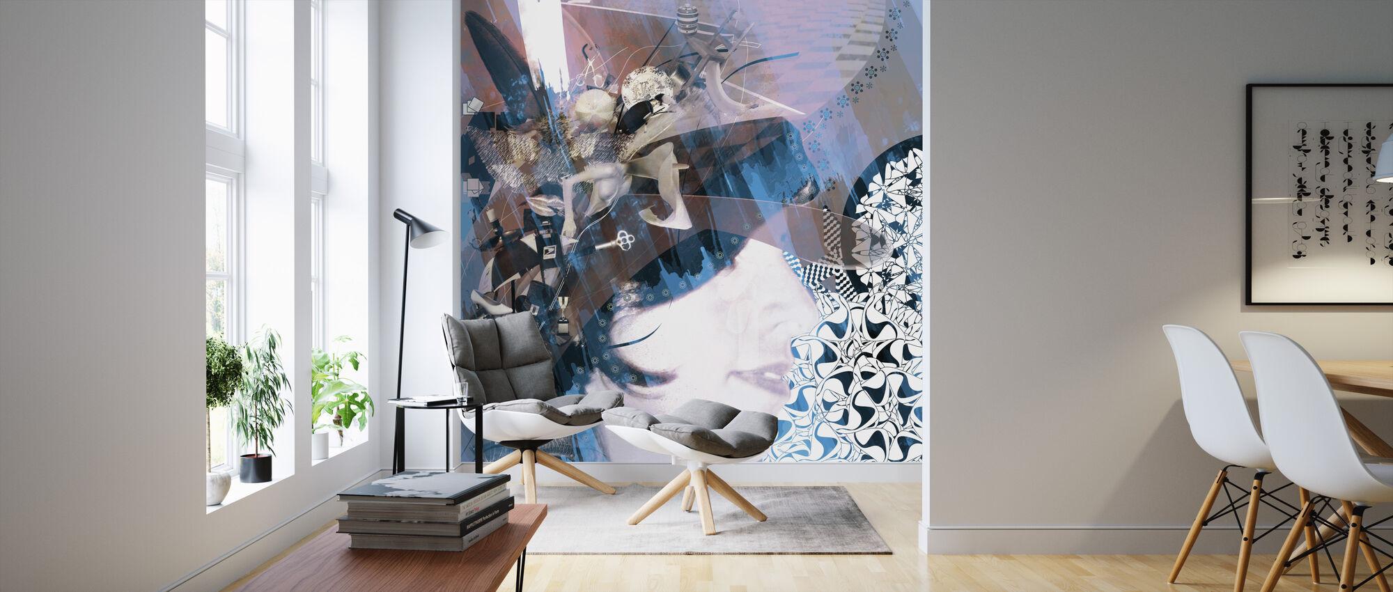 Balance - Wallpaper - Living Room