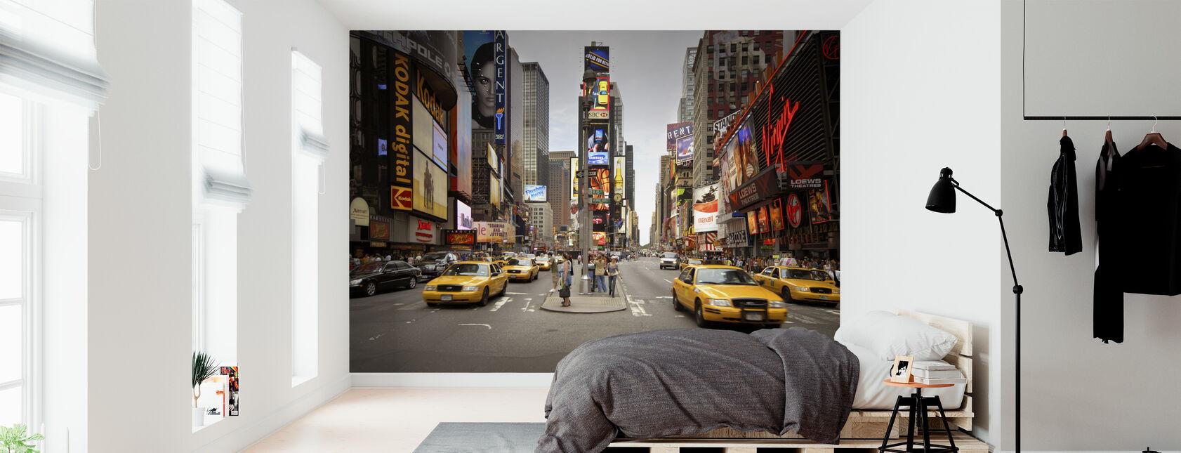 Times Square, New York, États-Unis d'Amérique - Papier peint - Chambre