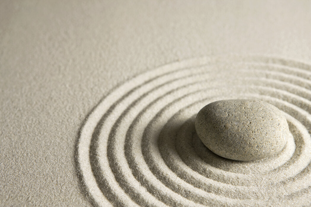 Zen Stone A Wall Mural For Every Room Photowall