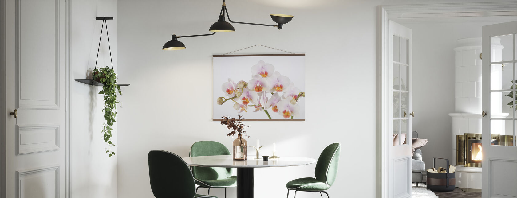 Soft Orchidee - Poster - Kitchen