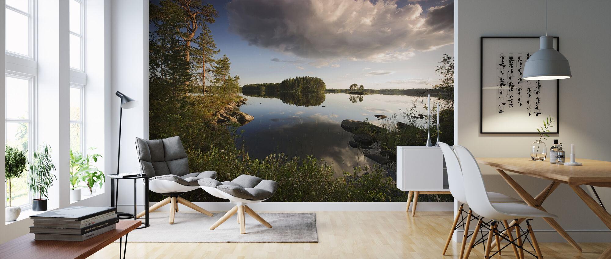 Svenska Sommarlandskap - Tapet - Vardagsrum