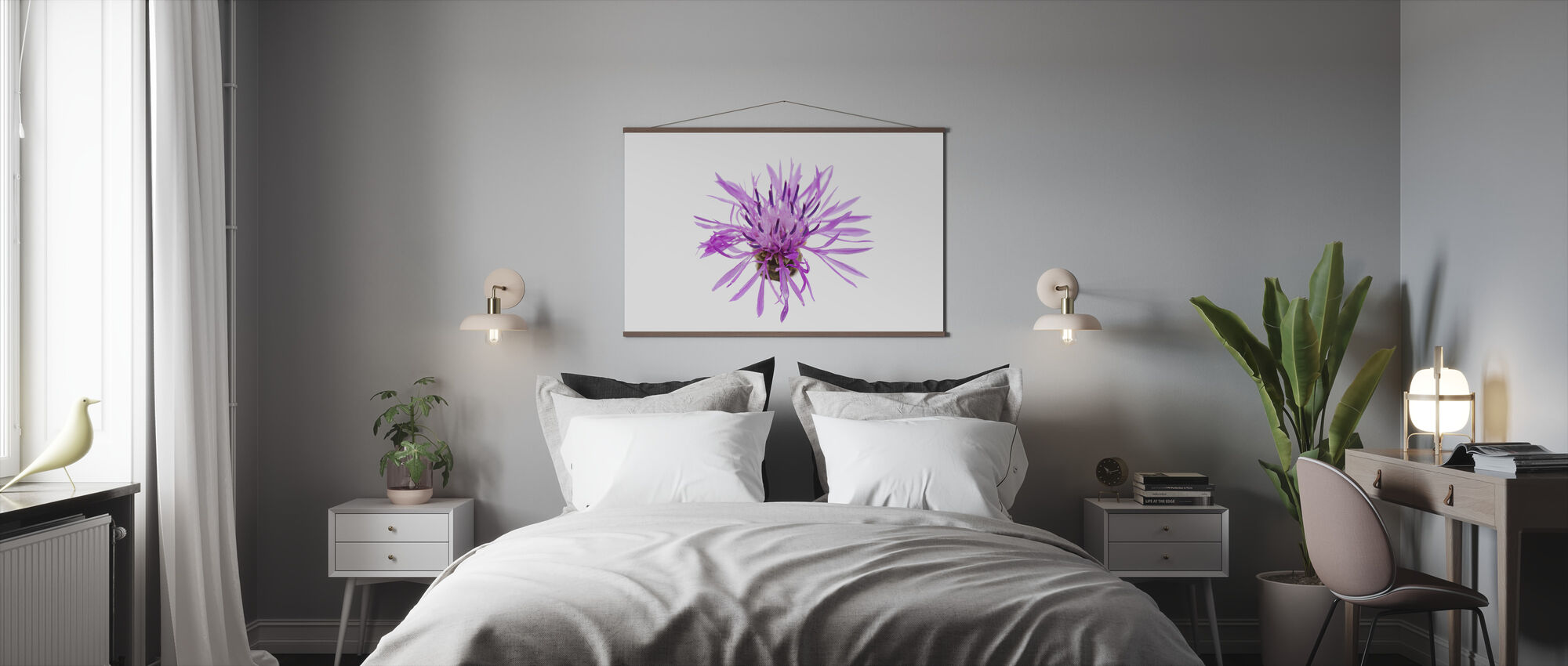 Lilac - Poster - Bedroom