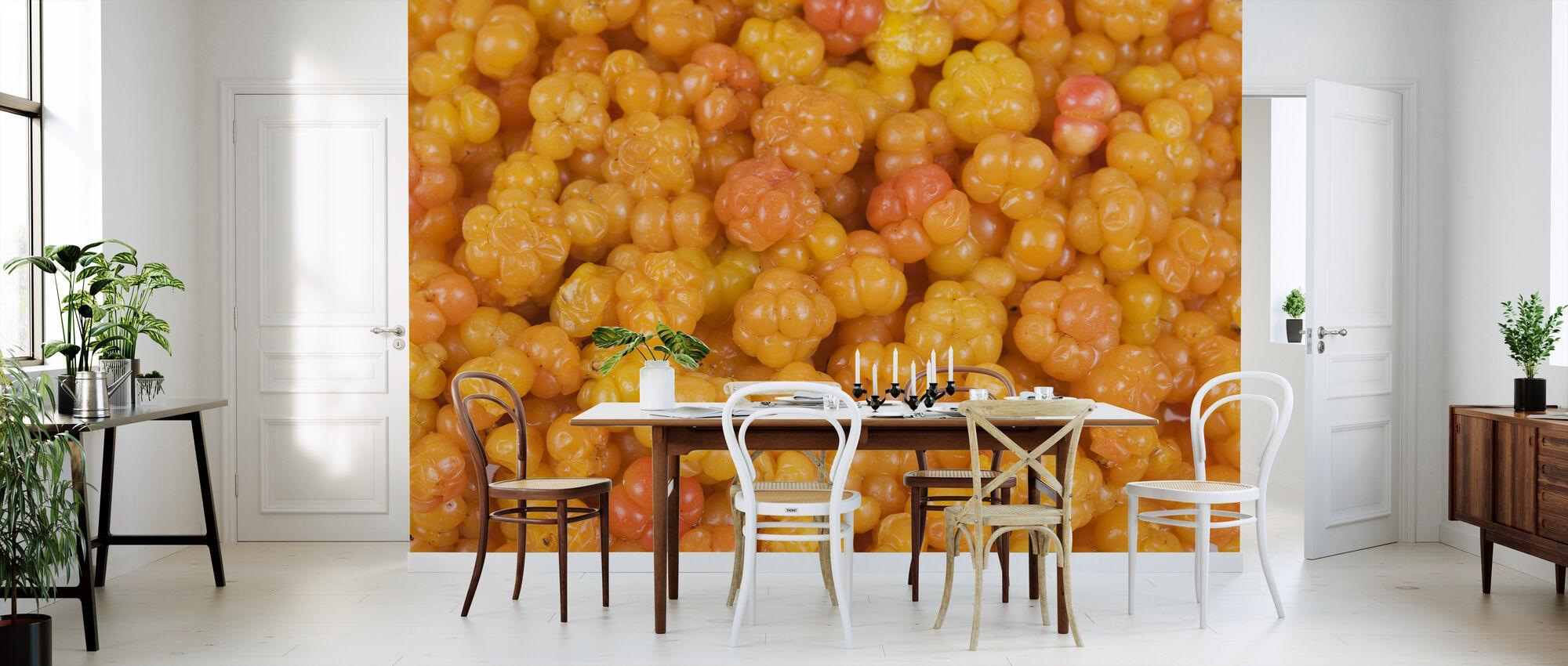 Cloudberry - Wallpaper - Kitchen