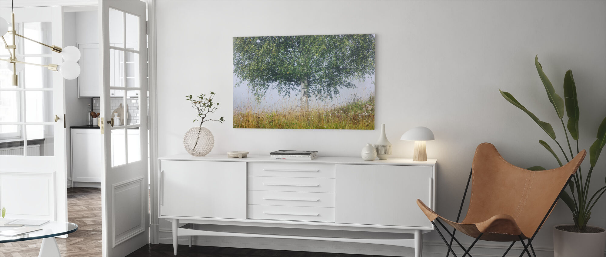 Peaceful Place - Canvas print - Living Room