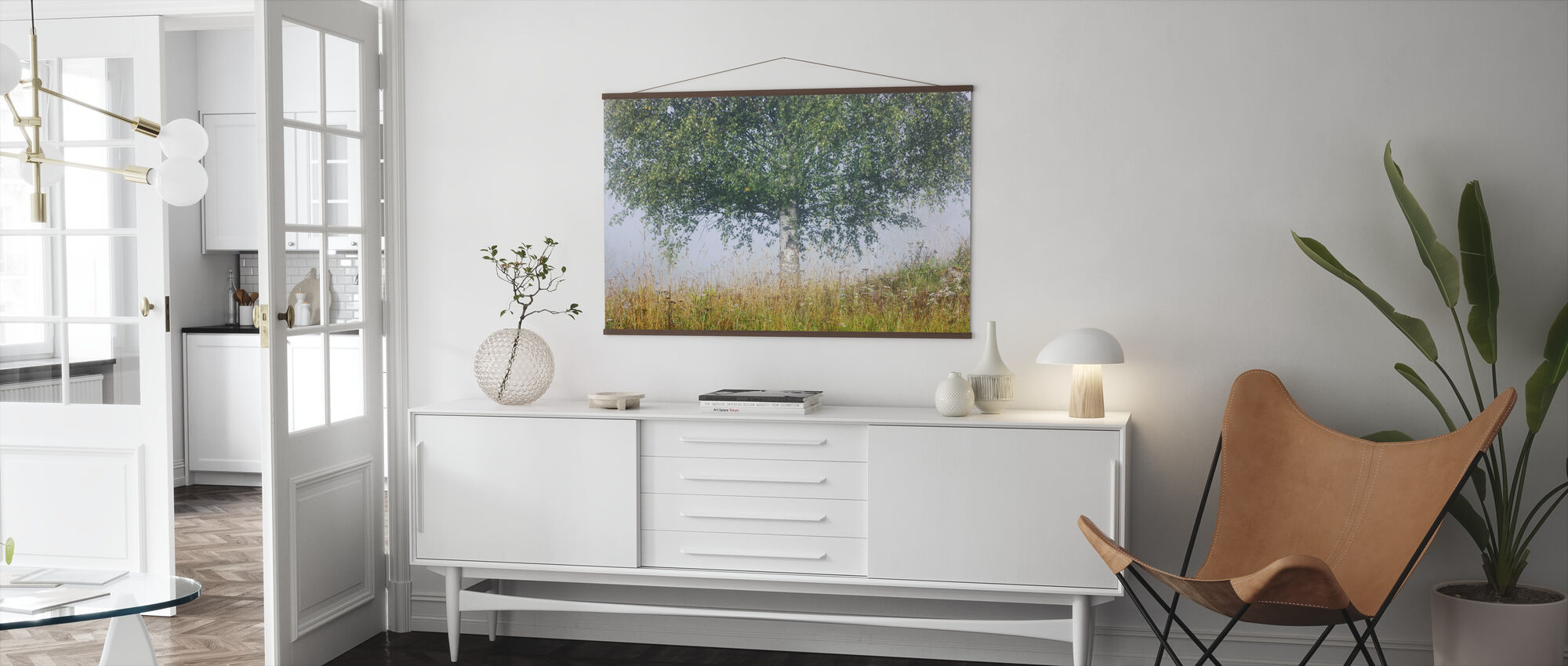 Peaceful Place - Poster - Living Room