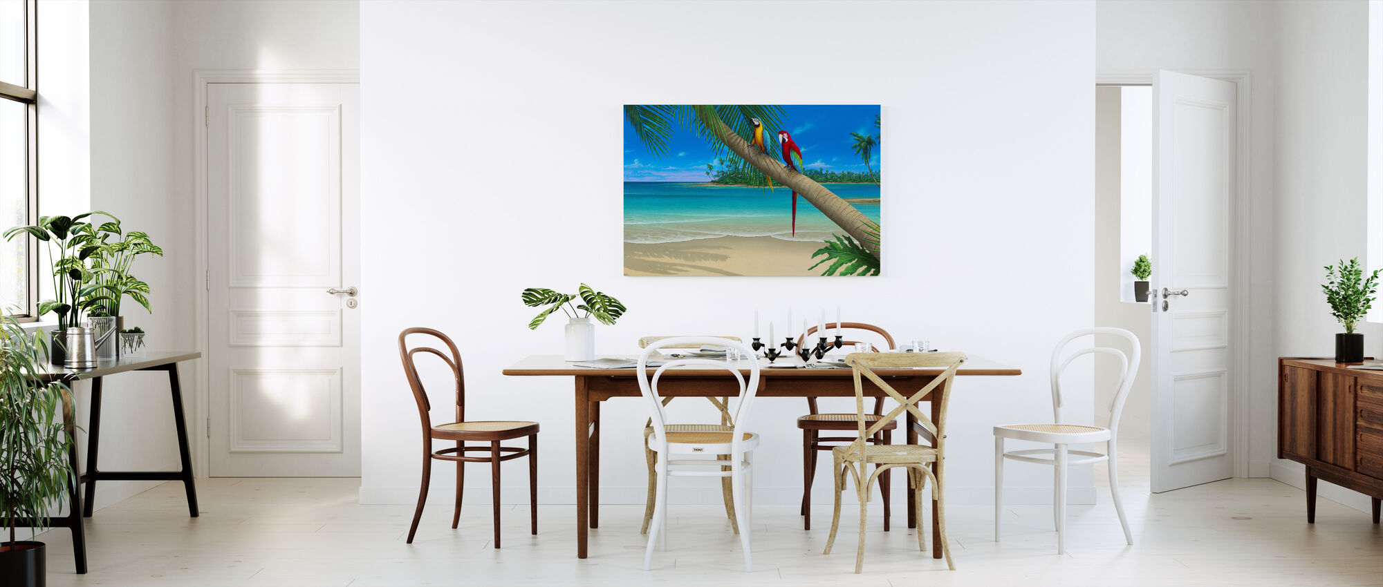 A Perfect Day II - Canvas print - Kitchen