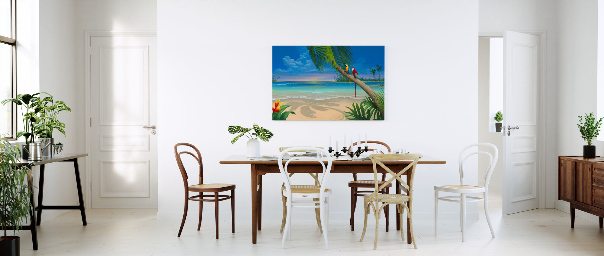 Another Perfect Day - Canvas print - Kitchen