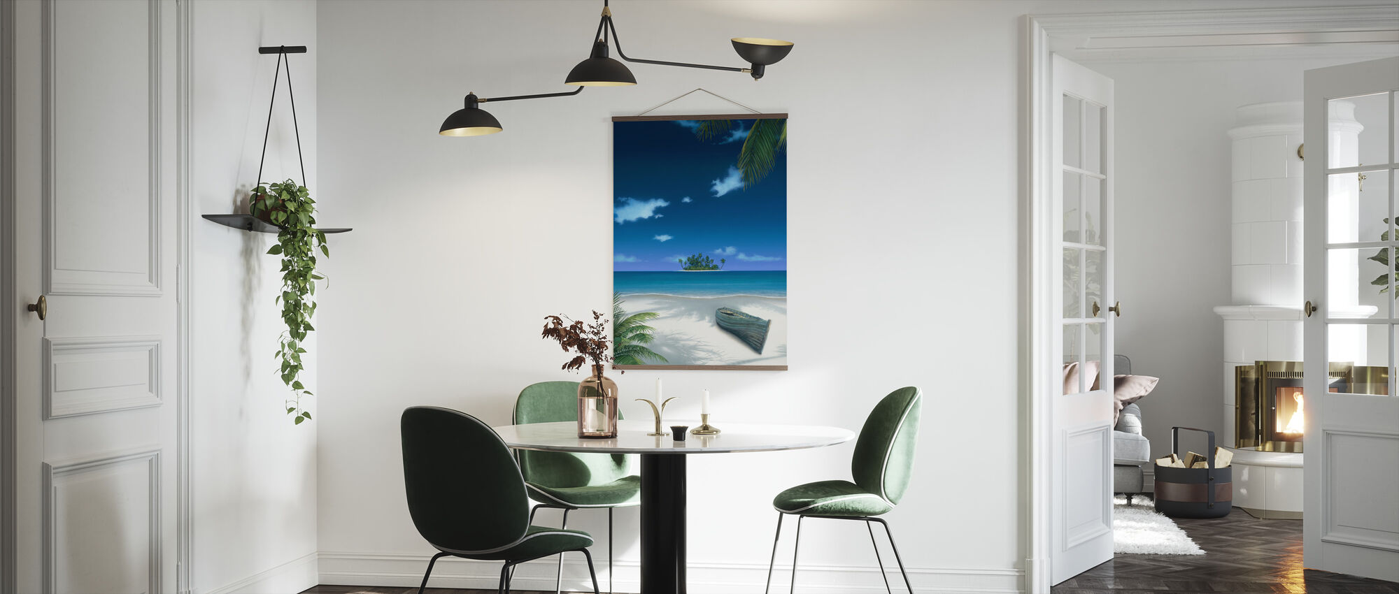 Beached - Poster - Kitchen