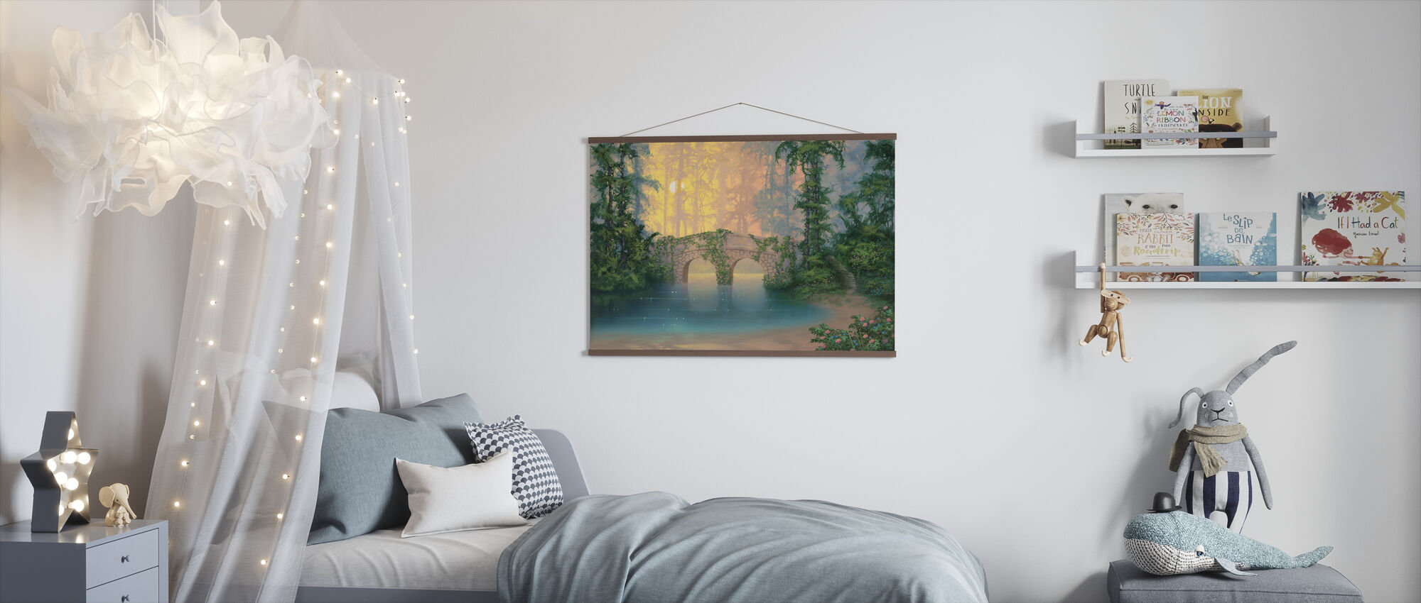 Heaven On Earth - Poster - Kids Room
