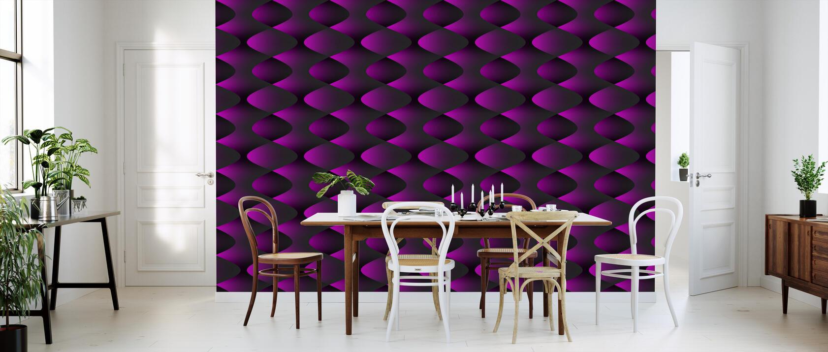 magenta einzigartige tapete h chster qualit t photowall. Black Bedroom Furniture Sets. Home Design Ideas