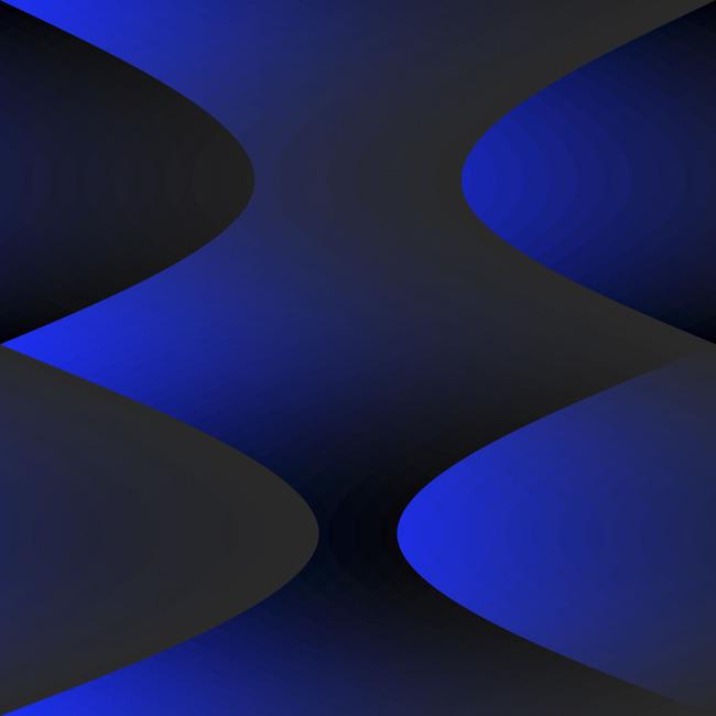 Blue Fototapeter & Tapeter 100 x 100 cm