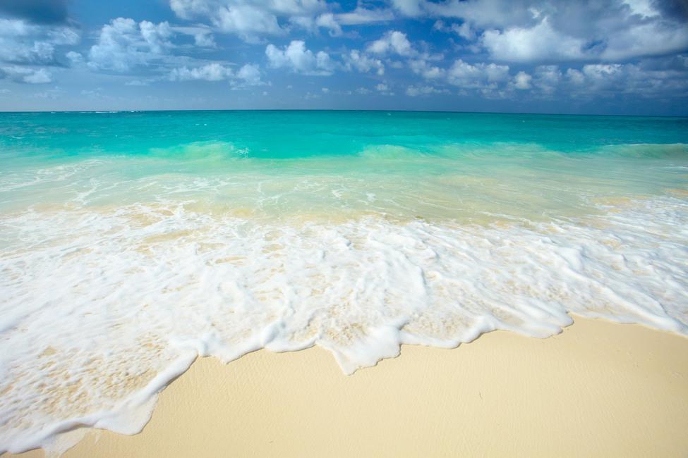 Kuva Paradise Sea Tapetit / tapetti 100 x 100 cm