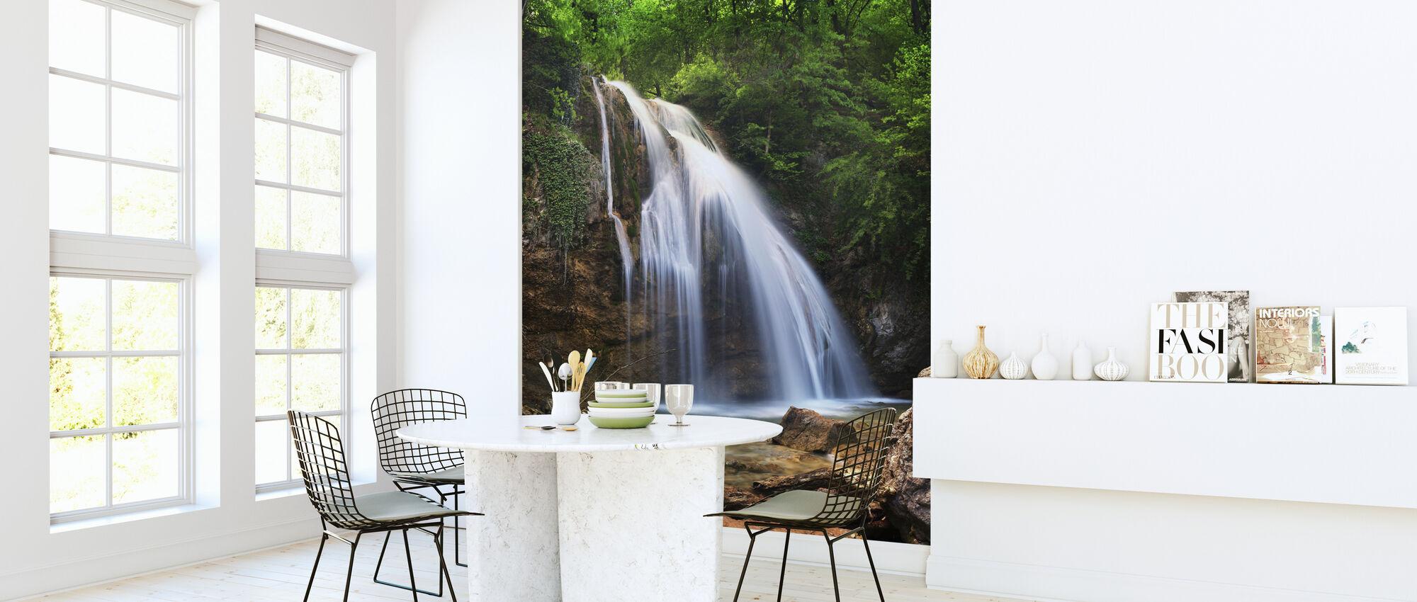 A Little Waterfall - Wallpaper - Kitchen