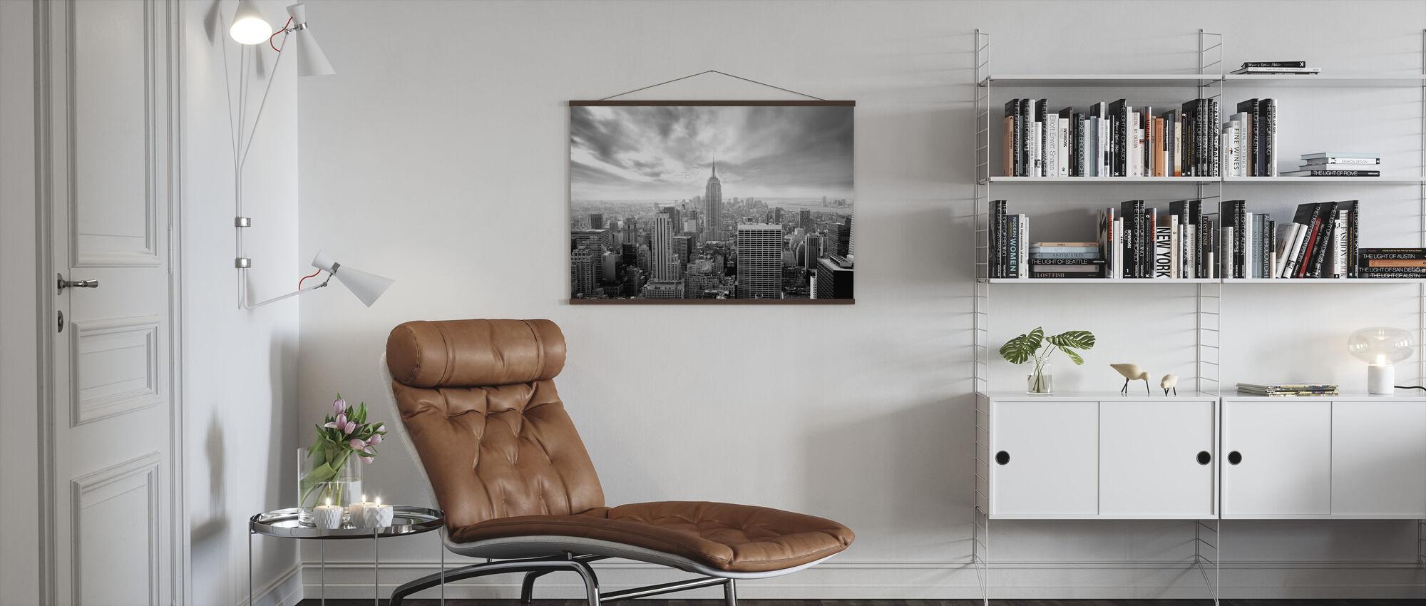 Enchanting New York - Poster - Living Room