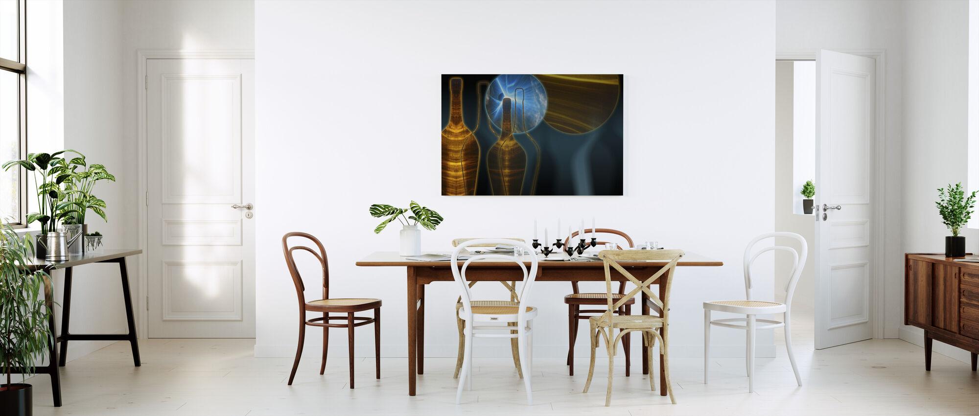 Skimmer - Canvas print - Kitchen