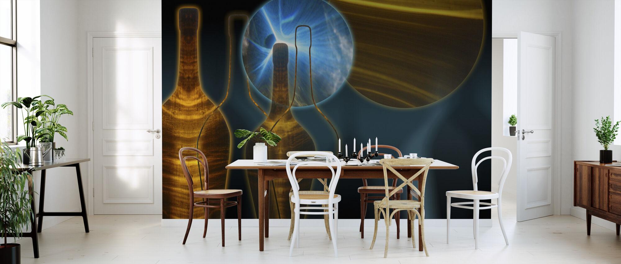 Skimmer - Wallpaper - Kitchen
