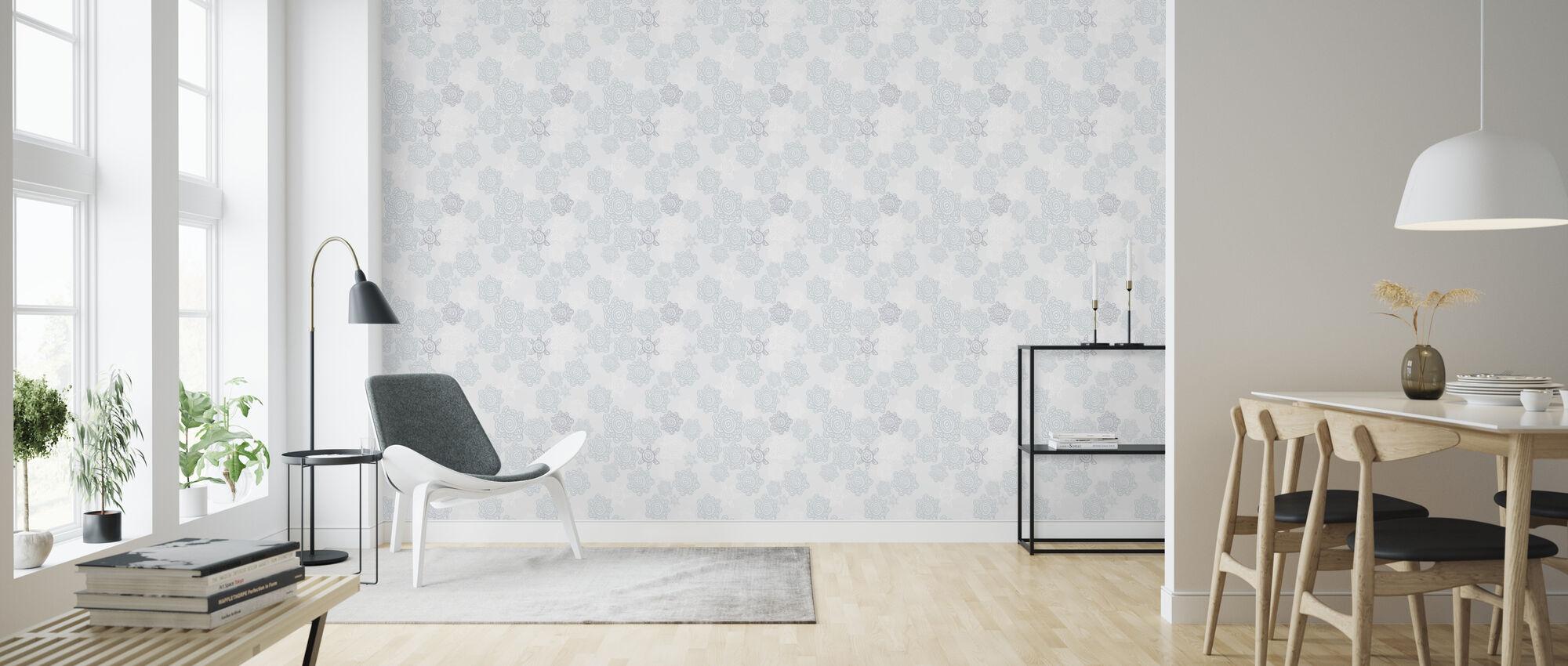 Swirlygirly - Relaxed - Wallpaper - Living Room