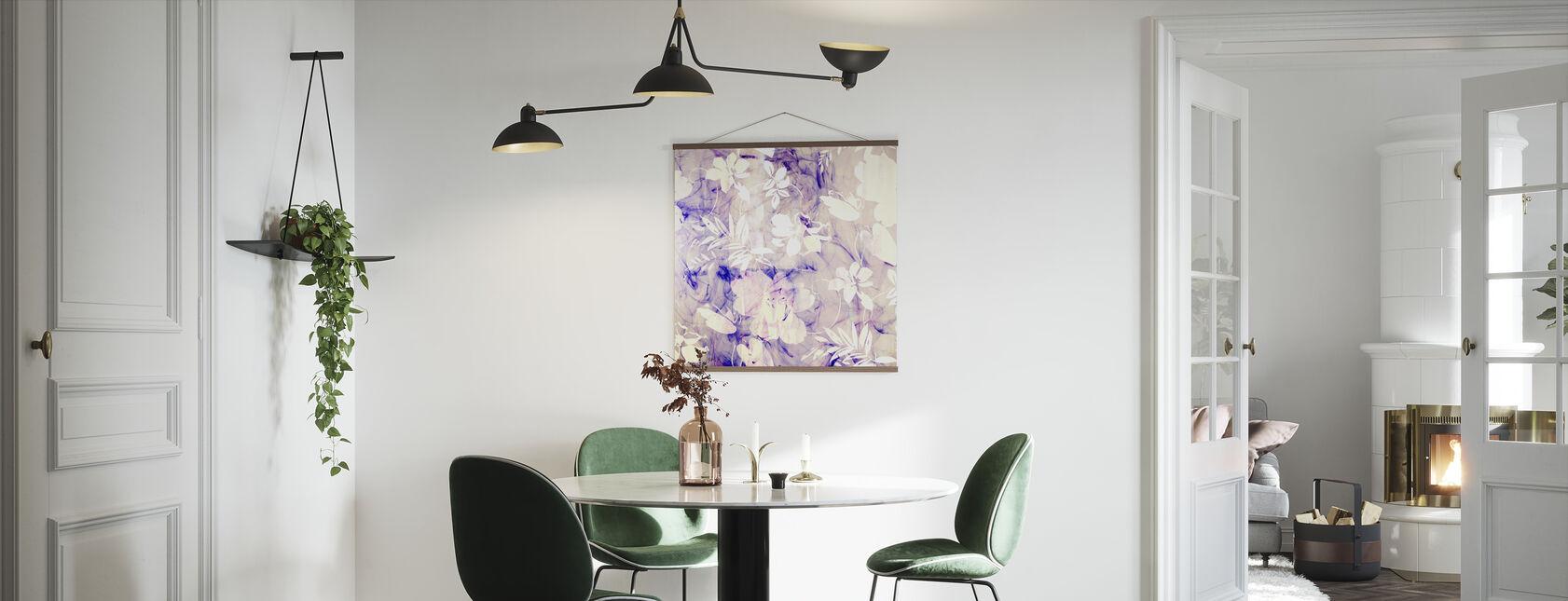 Turquoise Madam - Poster - Kitchen