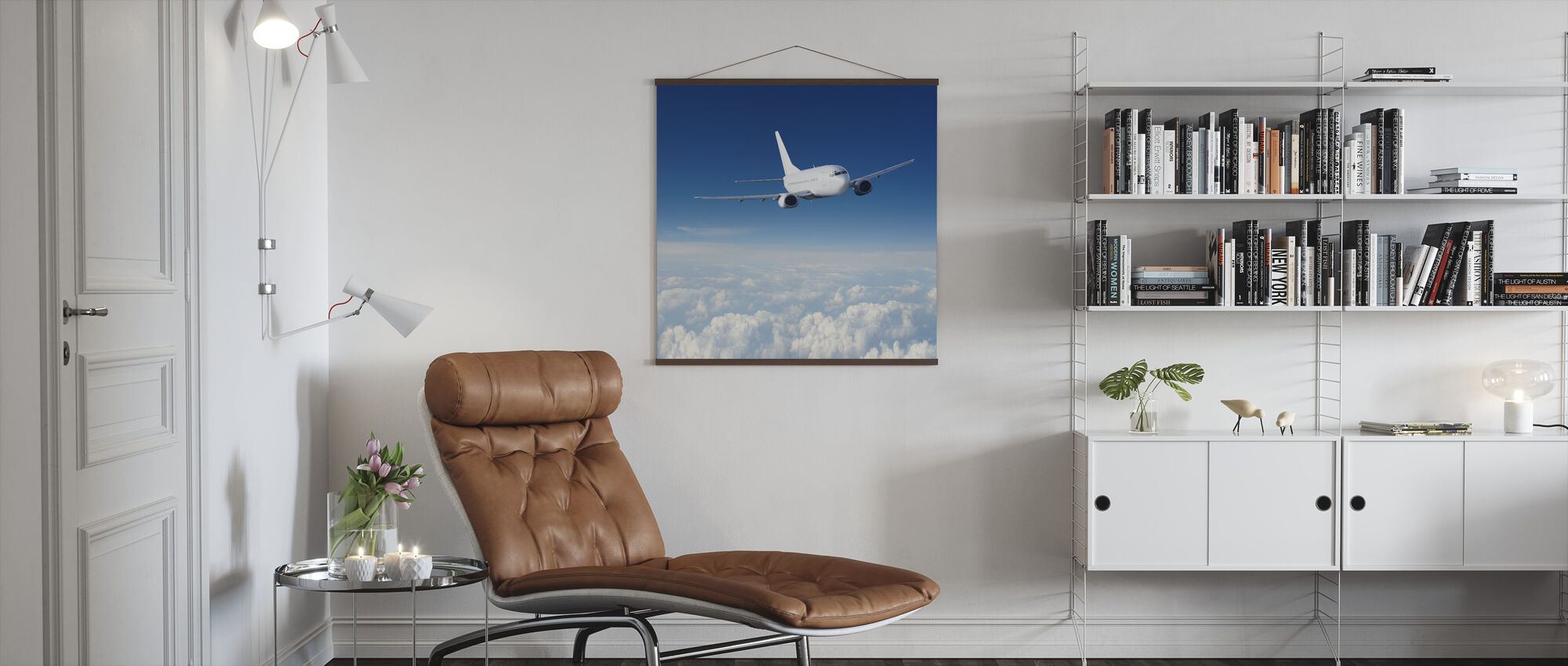 Clear Sight - Poster - Living Room