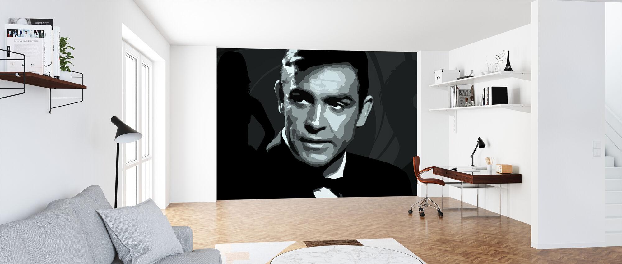 Bond - Wallpaper - Office