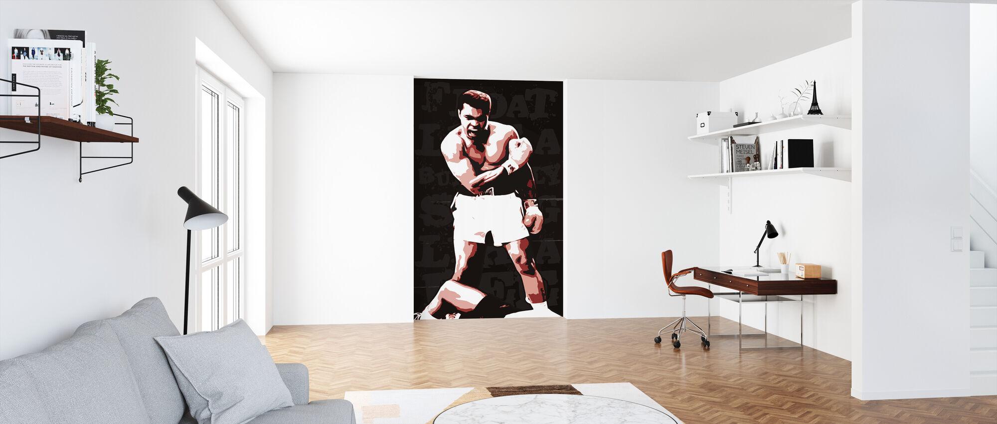 Ali - Wallpaper - Office