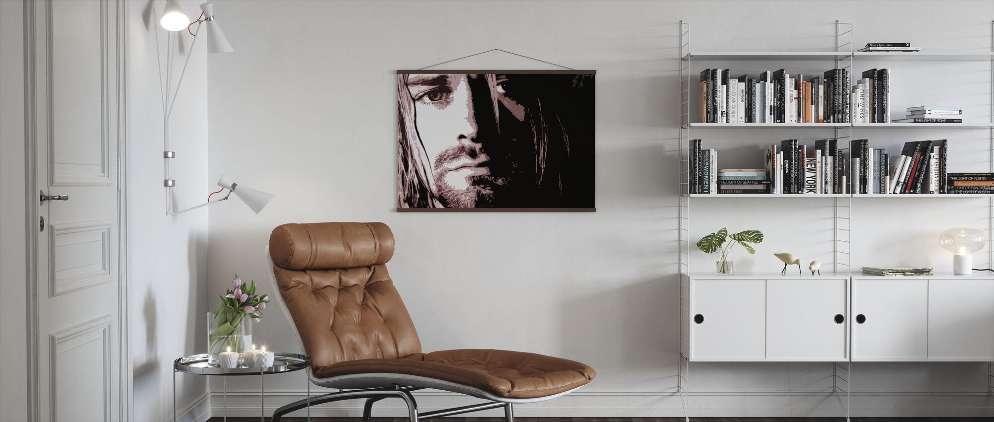Kurt - Poster - Living Room