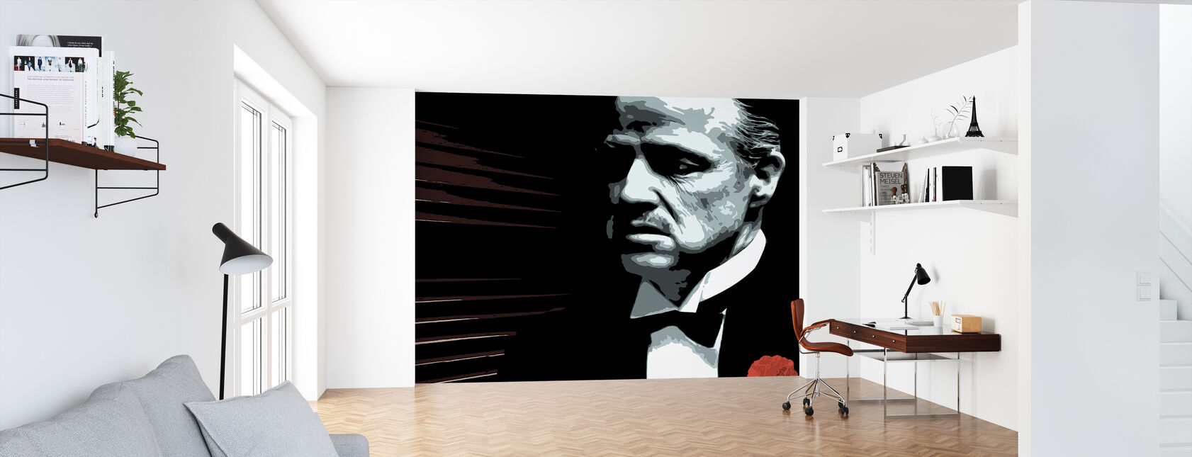 Don Vito - Wallpaper - Office