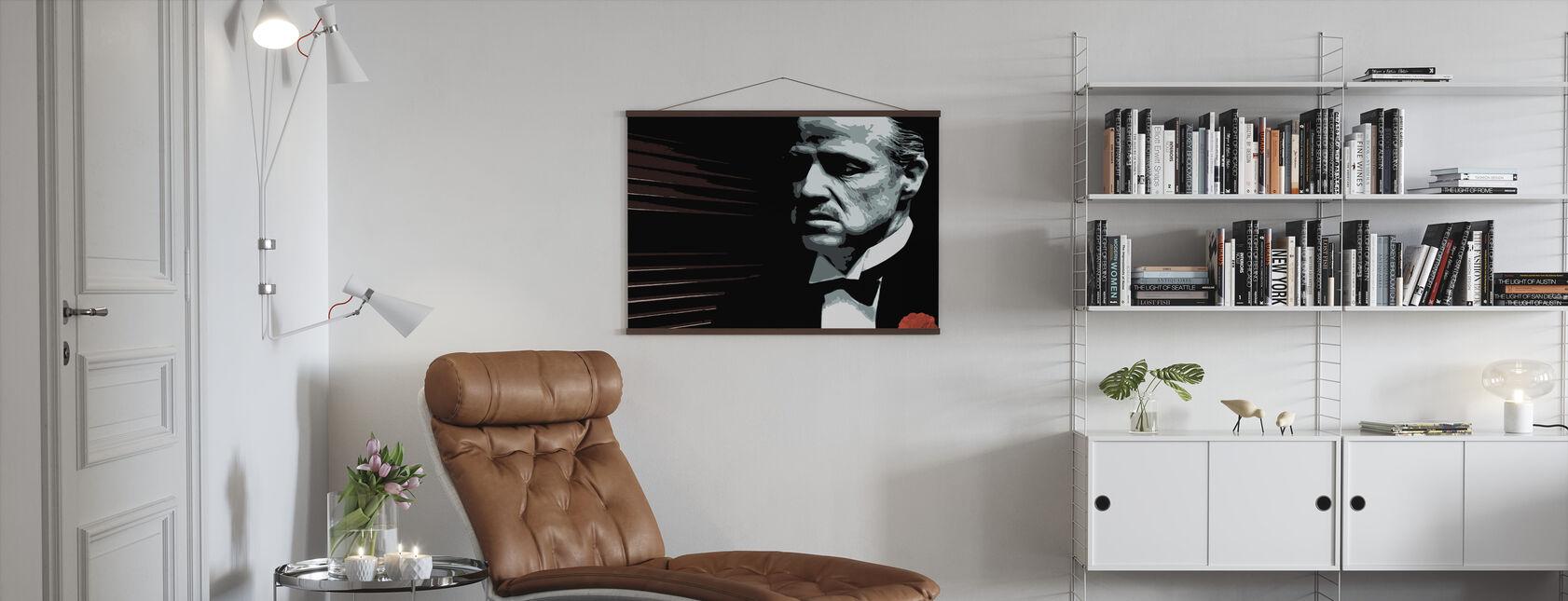 Don Vito - Poster - Living Room