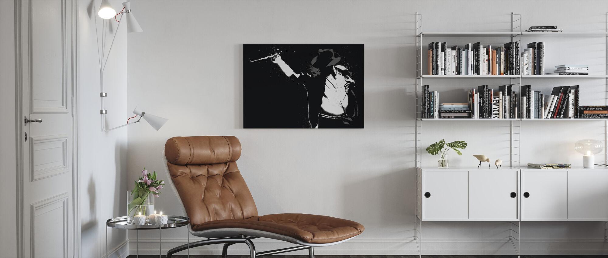 Jackson - Canvas print - Living Room