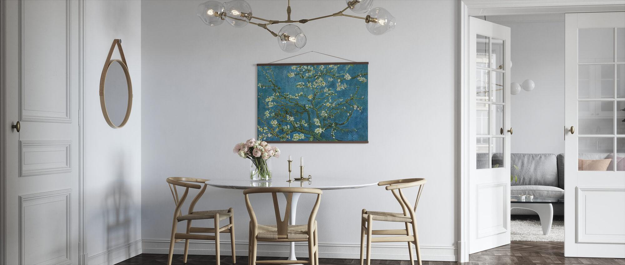 Amandelbloesem - Poster - Keuken