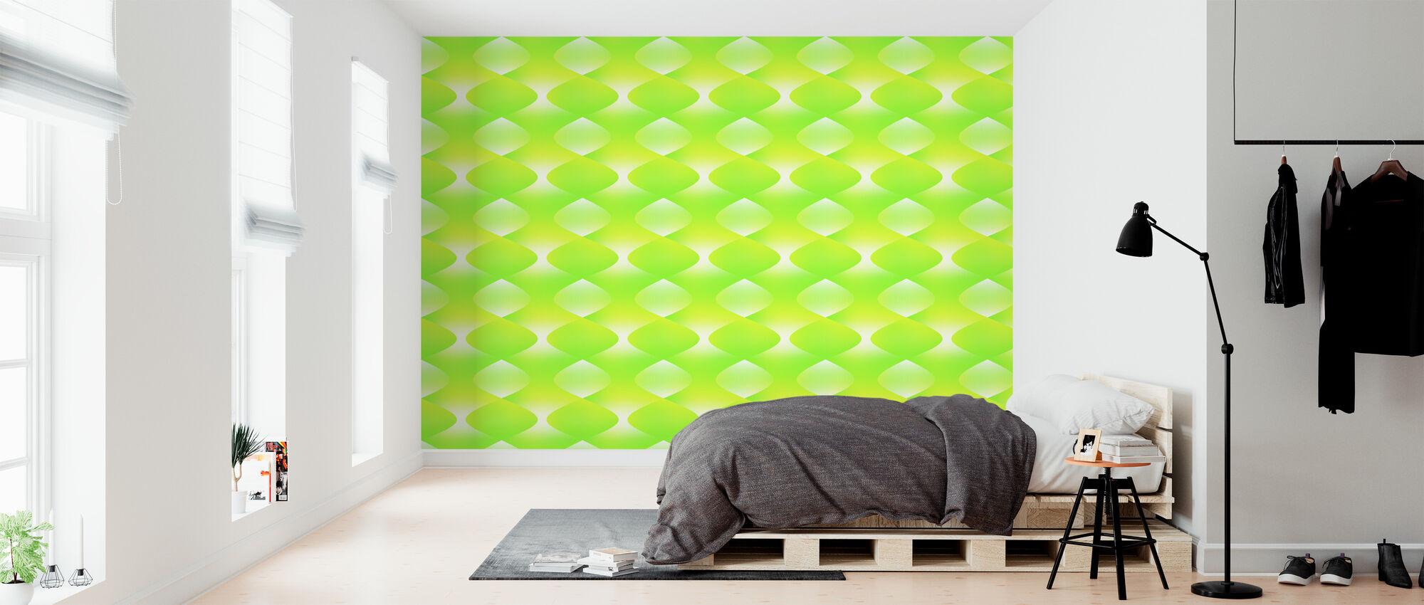 Lime - Wallpaper - Bedroom