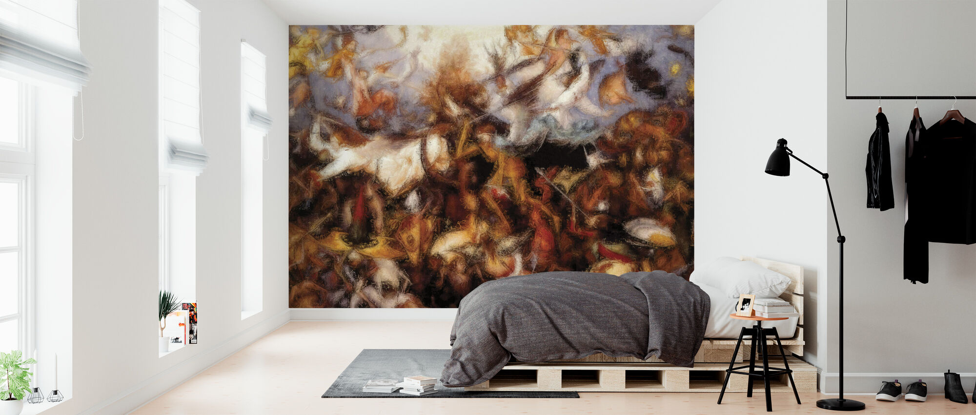 Rebel Angels - Wallpaper - Bedroom