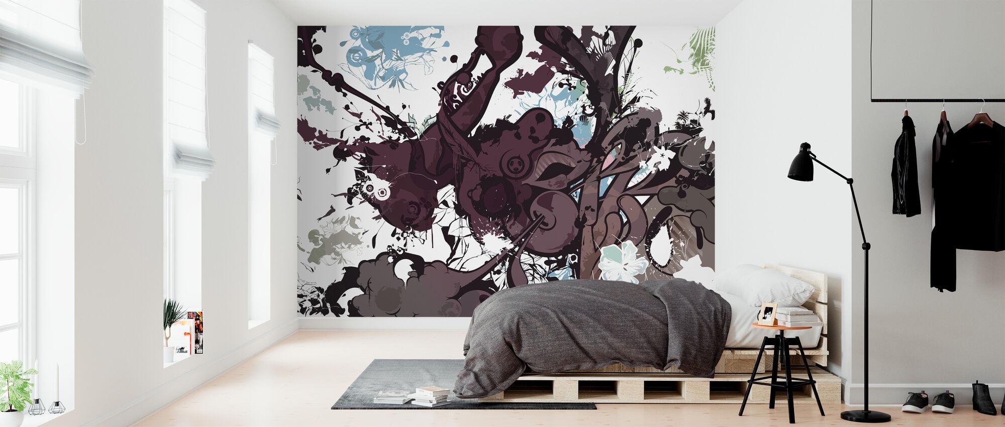Baruserona Walls - Tapet - Soveværelse