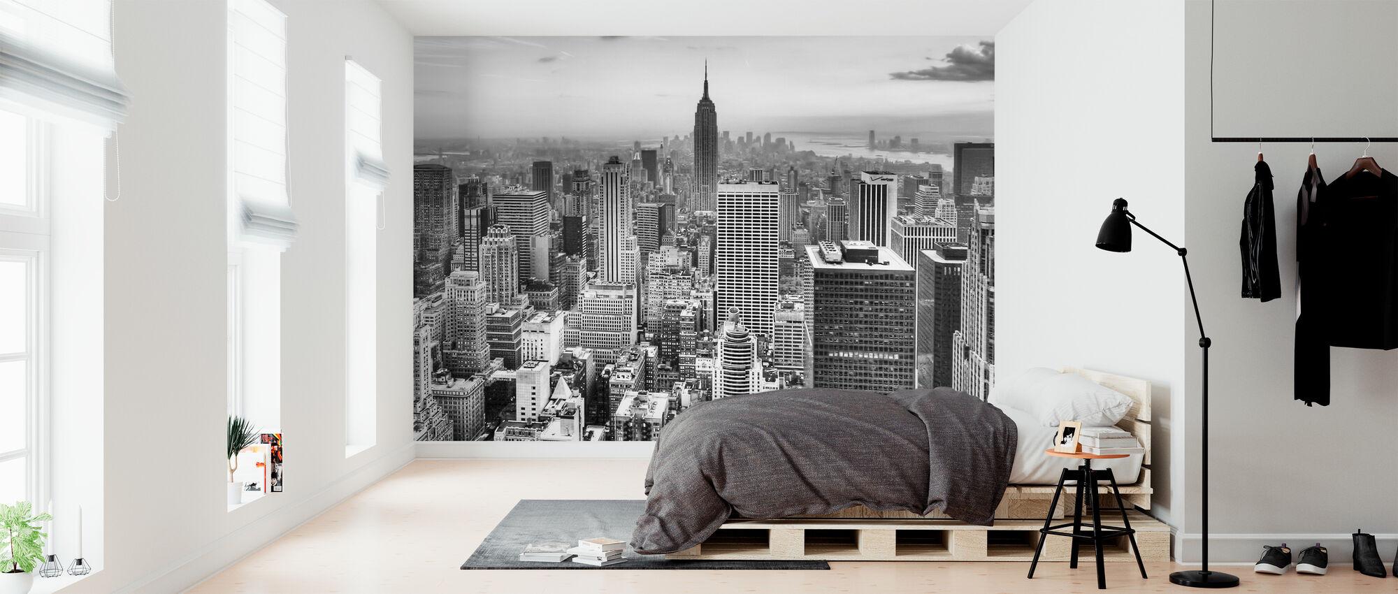 Nueva York 3 - Papel pintado - Dormitorio