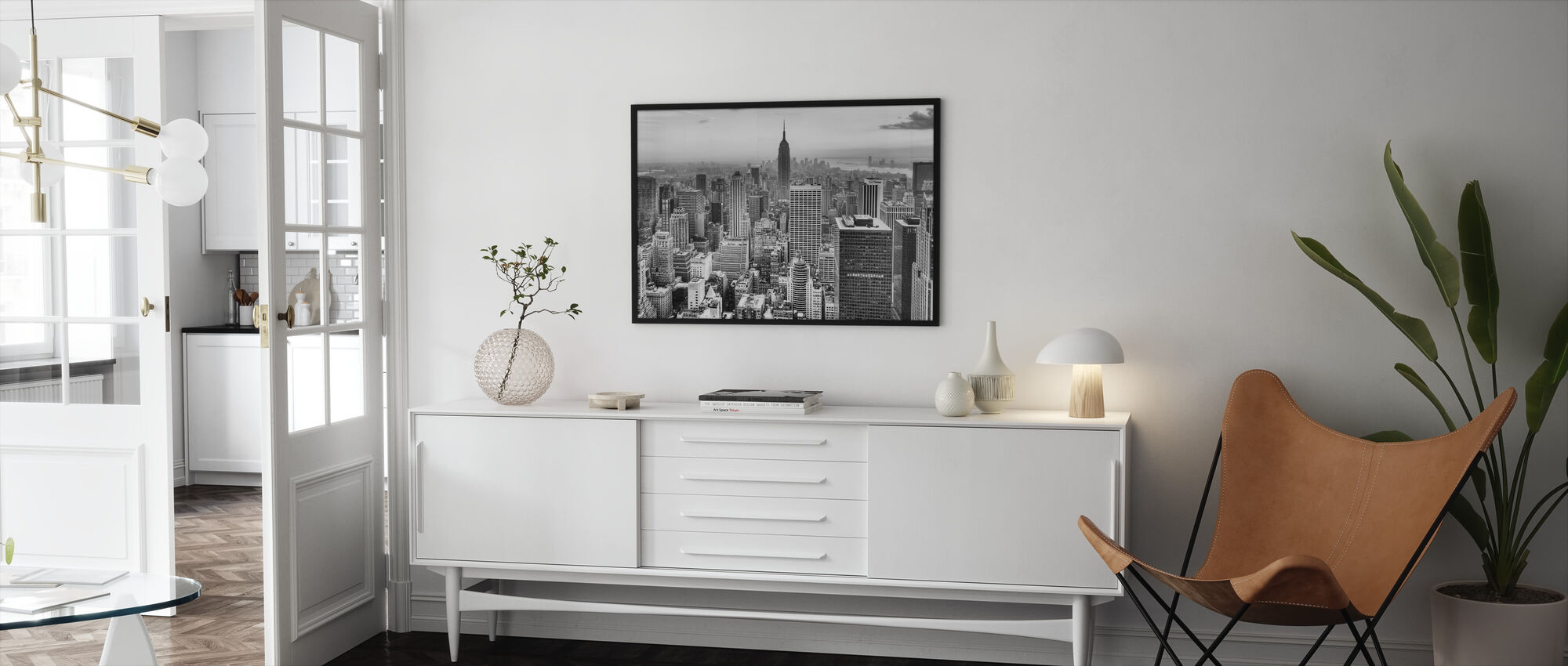 New York City 3 - Framed print - Living Room