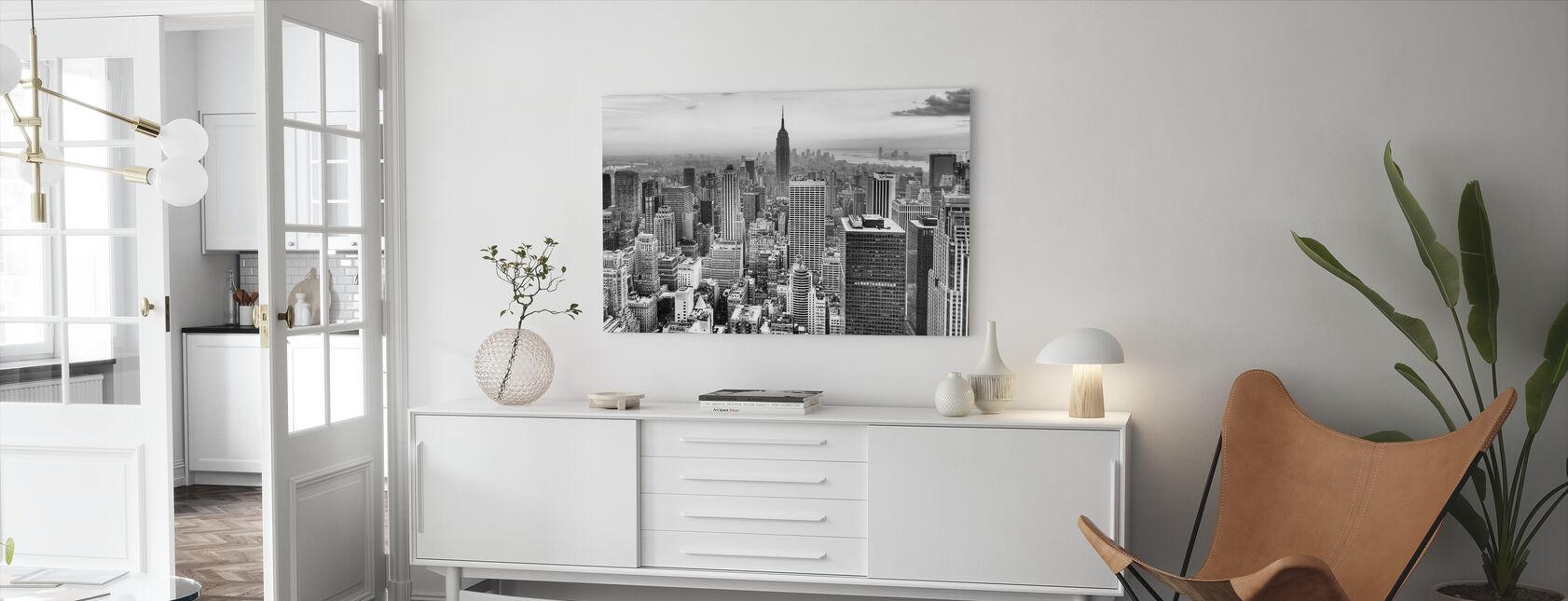New York City 3 - Canvas print - Living Room