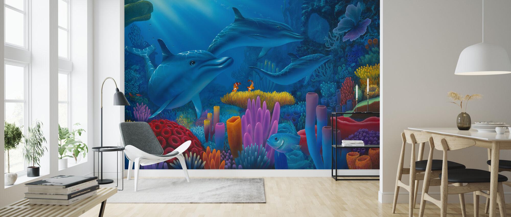 Hemligheter av havet - Tapet - Vardagsrum