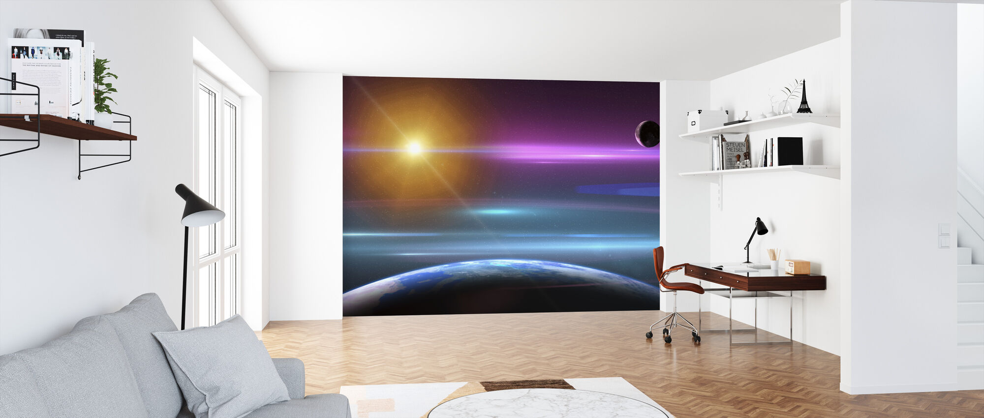 Amazing Space - Wallpaper - Office